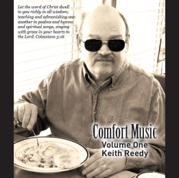 Keith Reedy's Comfort Music Album Cover